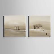 Mini Size E-HOME Oil painting Modern Desert Dead Pure Hand Draw Frameless Decorative Painting