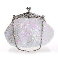Women Acrylic Formal / Casual / Event/Party / Wedding / Shopping Evening Bag Red / Champagne