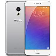 "MEIZU Meizu pro6 5.2 "" Android 5.0 4G smartphone (Dobbelt SIM Deca Core 21 MP 4GB + 32 GB Sort / Sølv / Gyldent)"