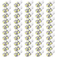 Camry Corolla Elantra 12V 2.5W 50505SMD LED Car Reading Lamp, Car Width Lamp, Car LED License Lamp 50PCS per Bag