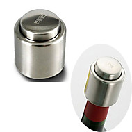 bouchons de vin Acier inoxydable,4.3 x 4.3 x 5 (1.69'' x 1.69'' x 1.97'') Du vin Accessoires