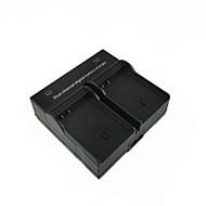 מטען כפול מצלמה דיגיטלית סוללה EL15 עבור d800d810 D610 D7200 D750 Nikon D7000 D7100