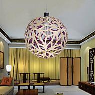 12W נברשות ,  וינטאג' אחרים מאפיין for LED עץ/במבוק חדר שינה / חדר אוכל / חדר עבודה / משרד / מסדרון