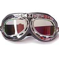 Motorradbrille Roller Brille Pilot Ski Dirt Bike Radfahren Objektiv Motocross Gestellbrille Brille Sonnenbrille