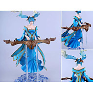League of Legends Alice PVC Anime Actionfigurer Modell Leksaker doll Toy