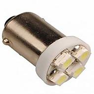 2 개 12V 2w 황색이 BA9S 빛을 읽고 주도, 주도 사이드 마커 빛을 주도, 번호판 빛