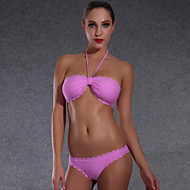 Damen Bikinis - Mit Schleife Nylon Halfter