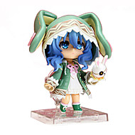Date A Live Anime Action Figure 10CM Model Toys Doll Toy