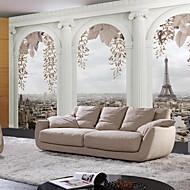 papel de parede / Mural Art Deco Papel de parede Retro Revestimento de paredes,Outro Sim