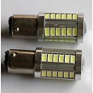 H8/H11/T20/1156/1157/9005/9006 5630-33SMD Car Tail Brake Light Turn Light Reversing lamp Side Marker Light Fog Light