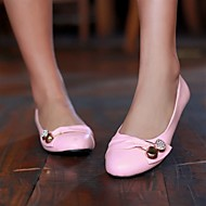 Women's Shoes Leatherette Low Heel Heels Heels Outdoor / Office & Career / Party