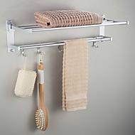 Topení na ručníky Anodované Na ze´d 60*23*18cm Hliník Moderní