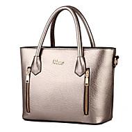 Γυναικείο PU Επίσημη / Καθημερινή / Γραφείο & Καριέρα / Ψώνια Τσάντα ώμου / Τσάντα tote Πολύχρωμο