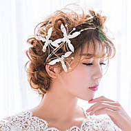 Bride's Butterfly Vintage Forehead Wedding Headbands 1 PC