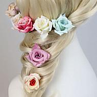 Women's Fabric Headpiece-Wedding / Casual Hair Pin 1 Piece