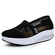Women's Shoes EU35-EU40 Casual/Travel/Fitness Fashion Lace Leather Sport Casual Shoes