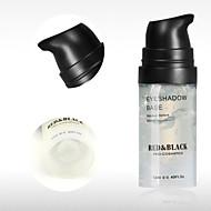 1 Paleta de Sombras Molhado Paleta da sombra Gel Normal Maquiagem para o Dia A Dia