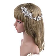fremhever bruden perle hodeplagg kammer kam legering krone bruden bryllupet smykker