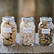 Süßigkeiten Gläser und Flaschen(Durchsichtig,Glas) -Nicht personalisiert-Babyparty / Quinceañera & Der 16te Geburtstag / Geburtstag /
