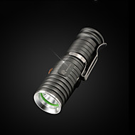 נשר חד® פנס LED LED 600 Lumens 3 מצב Cree XM-L T6 16340 מיקוד מתכוונן / עמיד למים / ניתן לטעינה מחדש / חירום / ראיית לילה
