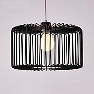 Max 60W מנורות תלויות ,  רטרו צביעה מאפיין for סגנון קטן מתכתחדר שינה / חדר אוכל / מטבח / חדר עבודה / משרד / כניסה / חדר משחקים / מסדרון