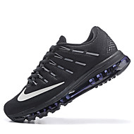 Nike Air Max 2016 Mens Running Shoes Black Red Trainers Sneakers Shoes Lace-up Best Seller Red / Black