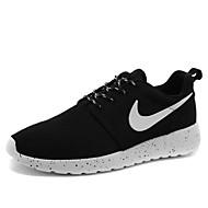 ריצה נשים נעליים טול / בד שחור