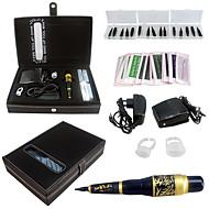 solong tattoo permanente make-up kit tatoeage pen wenkbrauw lip machine instellen ek703-6
