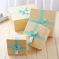 Geschenk Schachteln(Gelb,Kartonpapier) -Nicht personalisiert-Geburtstag / Hochzeit / Jubliläum / Brautparty / Babyparty / Quinceañera &