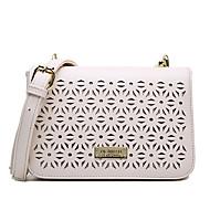 HOWRU ® Women 's PU Tote Bag/Single Shoulder Bag/Crossbody Bags-White