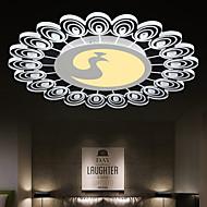 Led 24W Ceiling Lights/ 110V or 220V/ Modern/Flush Mount Living Room / Bedroom / Study Room/Office / Kids Room