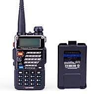 Baofeng Do ruky / Digitální UV-5RB FM Rádio / Hlasová odezva / Dual Band / Dual band displej / Dual Standby / LCD displej / CTCSS/CDCSS