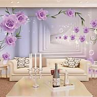 papel pintado Floral Papel pintado Contemporáneo Revestimiento de pared,Otro Sí