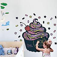 Cartoon / Woorden en Citaten / Romantiek / Krijtbord / Mode / Feest / Landschap / Vormen / Fantasie Wall Stickers Schoolbord muurstickers,