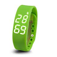 Smart-Armband / AktivitätenTrackerVerbrannte Kalorien / Temperatur Anzeige / Wasserdicht / Timer / Schrittzähler / Distanz Messung /
