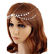 Fashion Pearl Head Wreath Head Dress New Style Wedding Decoration Wedding Accessory