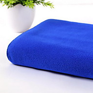シンプルな純度スーパーファイン繊維は、水のタオルを吸収