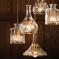 MAX:60W Takplafond ,  Vintage Maleri Trekk for designere Metall Stue / Spisestue / Leserom/Kontor