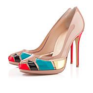 Women's Shoes Fashion Stiletto Heel Heels Office & Career / Party & Evening / Dress Multi-color Pumps shoes