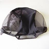 1pc Perücke Kappen für die Herstellung nur Spitzen Weben Kappe verstellbaren Trägern zurück hohe Qualitätsgurantee Perücken strecken