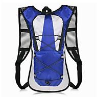 Kerékpáros táska 5LLhátizsák Hidratáló táska és ivótasak Kerékpár Hátizsák Gyors szárítás Kerékpáros táska Vízálló anyag Kerékpáros táska