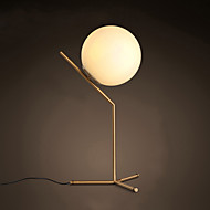 Luzes de Mesa-Moderno/Contemporâneo-Metal-Proteção de Olhos