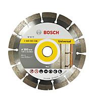 Bosch® 7-Zoll-Winkelschleifer Marmor Stück 180mm Betonziegel Marmorsteintrennscheiben universal mit