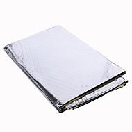 Silver Tone Heat Insulation Shield Mat Protector 122cmx99cm for Car Engine