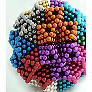 Jucării Magnet 648 Bucăți 5 MM Jucării Magnet Lego bile magnetice Jucarii executive puzzle cub pentru cadouri