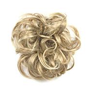 Perücke goldenen 6 cm Hochtemperatur-Draht-Haarkreis Farbe 7018