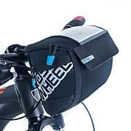 ROSWHEEL® Fahrradtasche 3LFahrradlenkertasche Wasserdichter Verschluß / Feuchtigkeitsundurchlässig / Stoßfest / tragbar Tasche für das Rad