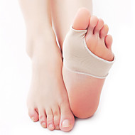 voetverzorging hallux valgus orthese teen separator gel schoenen guard pad inlegzolen& accessoires voor schoenen 1 paar
