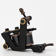 מכונת קעקועים עם סליל מכונות קעקוע professiona ברזל יצוק ליינר חיתוך חוטים