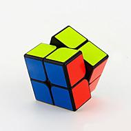 Yongjun® Smooth Speed Cube 2*2*2 Snelheid / professioneel niveau Magische kubussen Zwart Fade / Ivoor Guanpo Anti-pop ABS